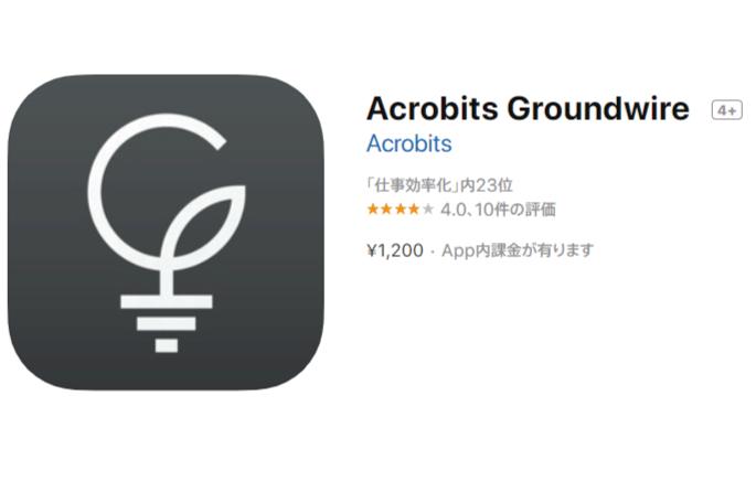 Acrobits Groundwire アクロビッツ・グランドワイヤー(iOS版)の初期設定方法